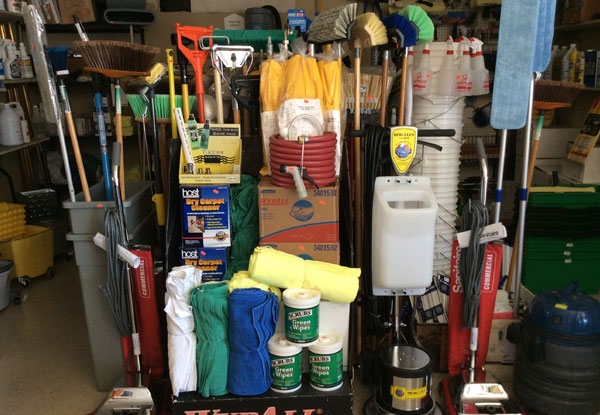 Orange County Janitorial Supplies