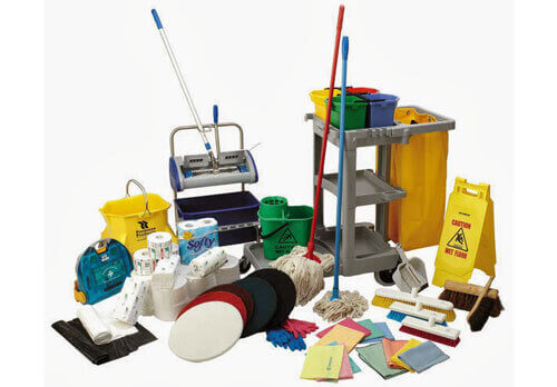 Commercial Janitorial Supplier